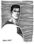 convention sketch 01 Superman