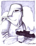 convention sketch 09 Snowtrooper