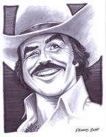 convention sketch 13 The Bandit by DennisBudd