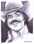 convention sketch 13 The Bandit