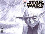 sketch cover 01 Yoda