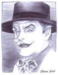 convention sketch 28 Joker