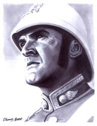 marker Lt. John Chard by DennisBudd