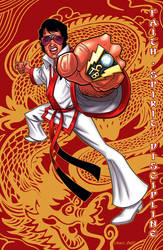The Karate King by DennisBudd
