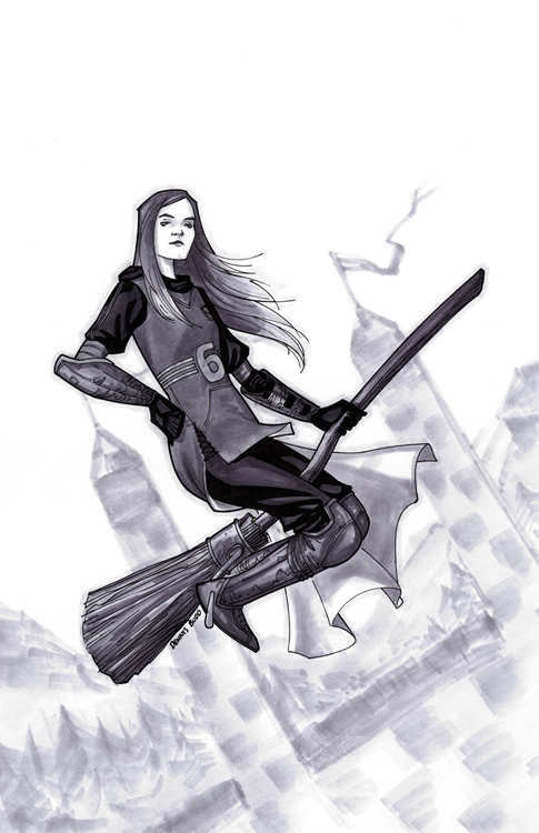 marker GinnyWeasley by DennisBudd