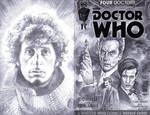 sketchcover 13 Doctor Who