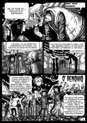 O Demonio pag.1
