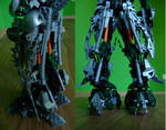 Byorak - new legs