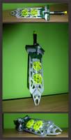 Bionicle Tool - Sonic Striker by Alex-Darkrai