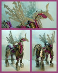 Bionicle MOC - Zliser