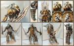 Mikan - The Swordsman