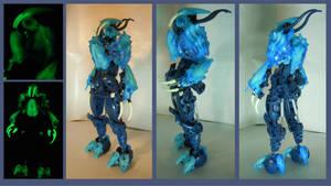 Bionicle MOC - Deep Star by Alex-Darkrai