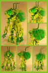 Bionicle MOC - Virus Star