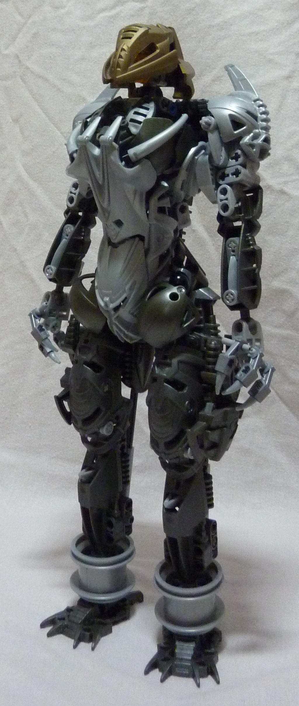 Bionicle MOC - Kuikari 1.3 - Main deviation by Alex-Darkrai