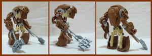Bionicle MOC - Golem by Alex-Darkrai