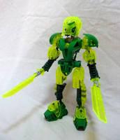 MOC - Lewa Marama - My Tribute To Bionicle MOCing by Alex-Darkrai