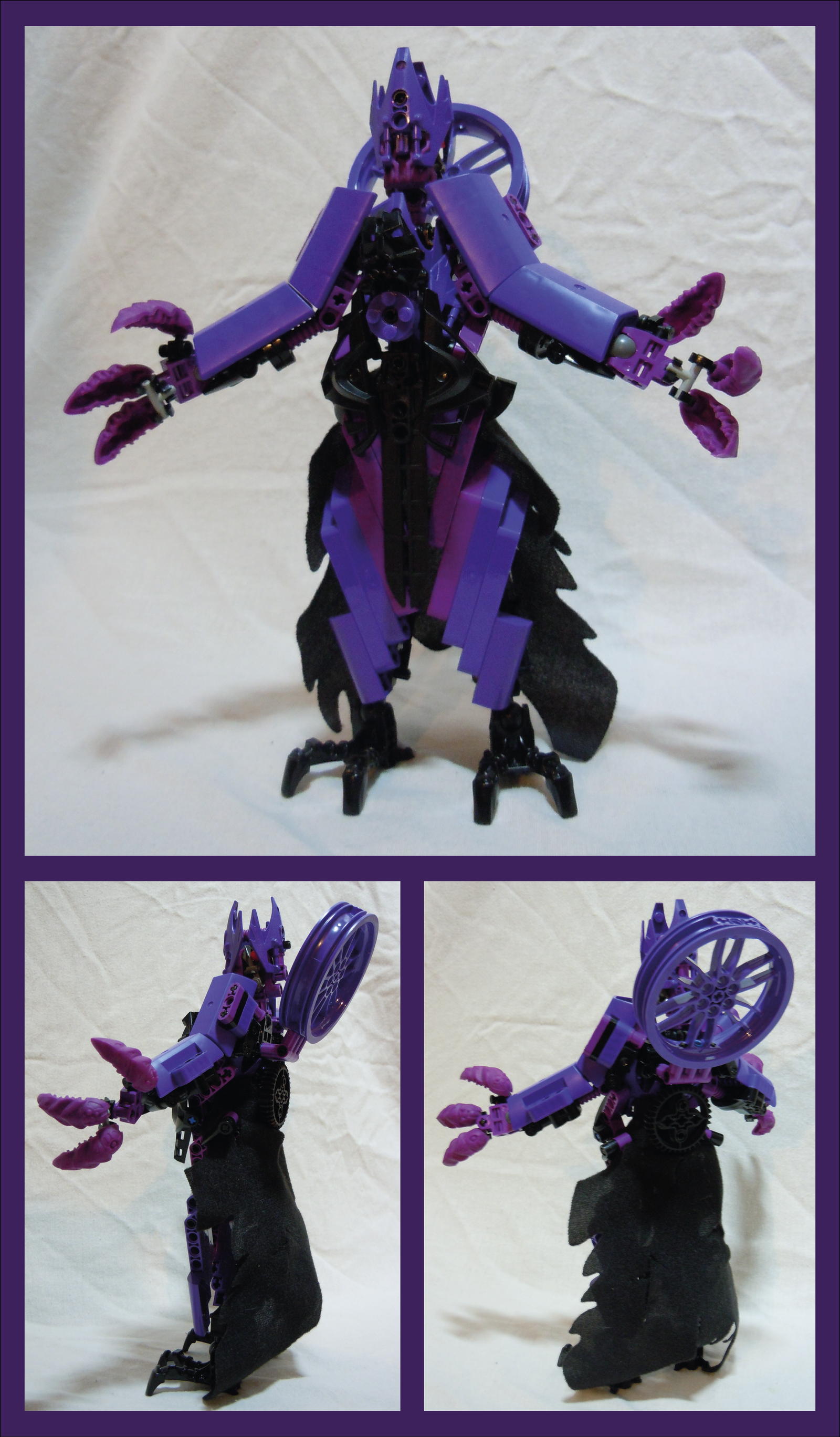 Bionicle MOC - Popao by Alex-Darkrai