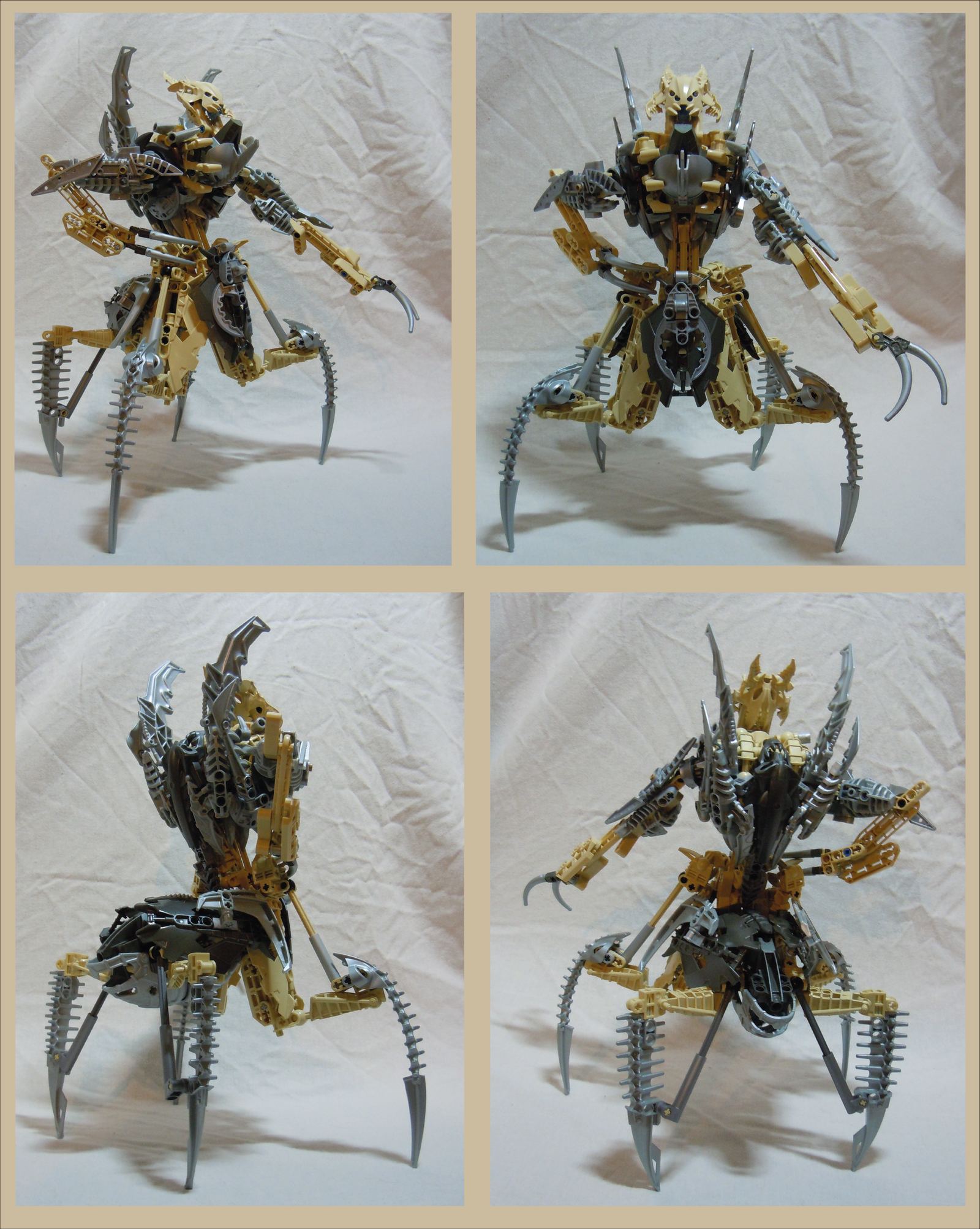 Bionicle MOC - Cassandra by Alex-Darkrai