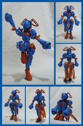 Bionicle MOC - Yuya by Alex-Darkrai
