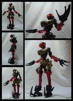 Bionicle MOC - Nova by Alex-Darkrai