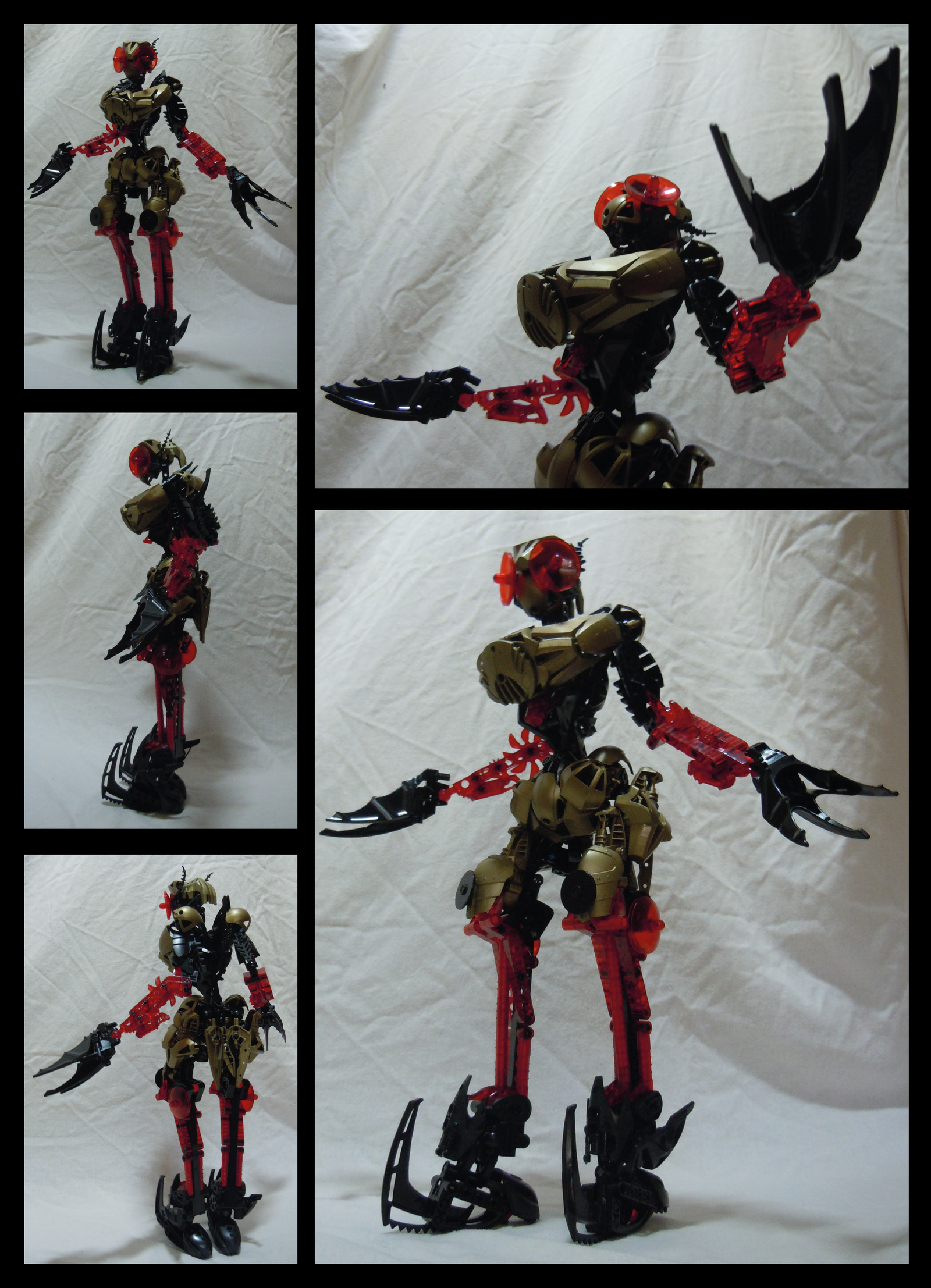 Dark Nova Figure Bionicle Moc Nova By Alex Darkrai Djdbd