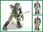 Bionicle MOC - Byorak 3.3
