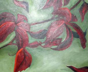 Leaves by Es-chan