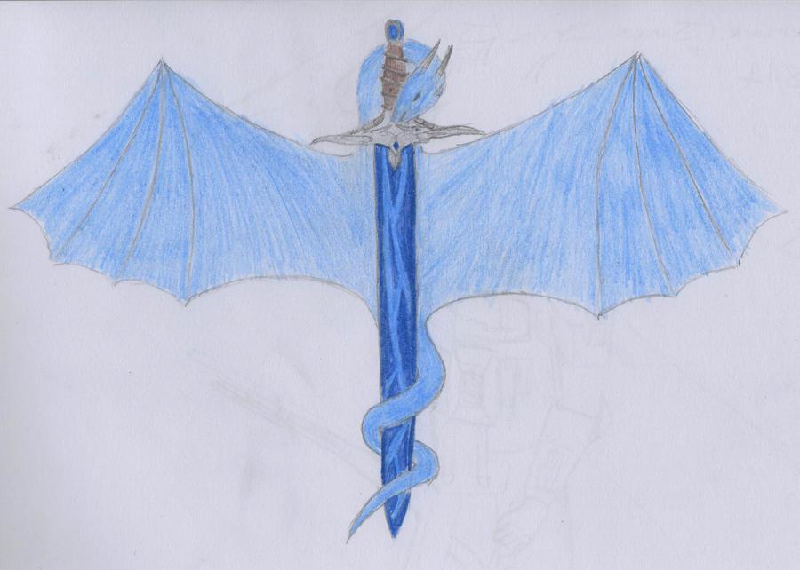 My Dragon Signature/Emblem by Dragon-Soul117
