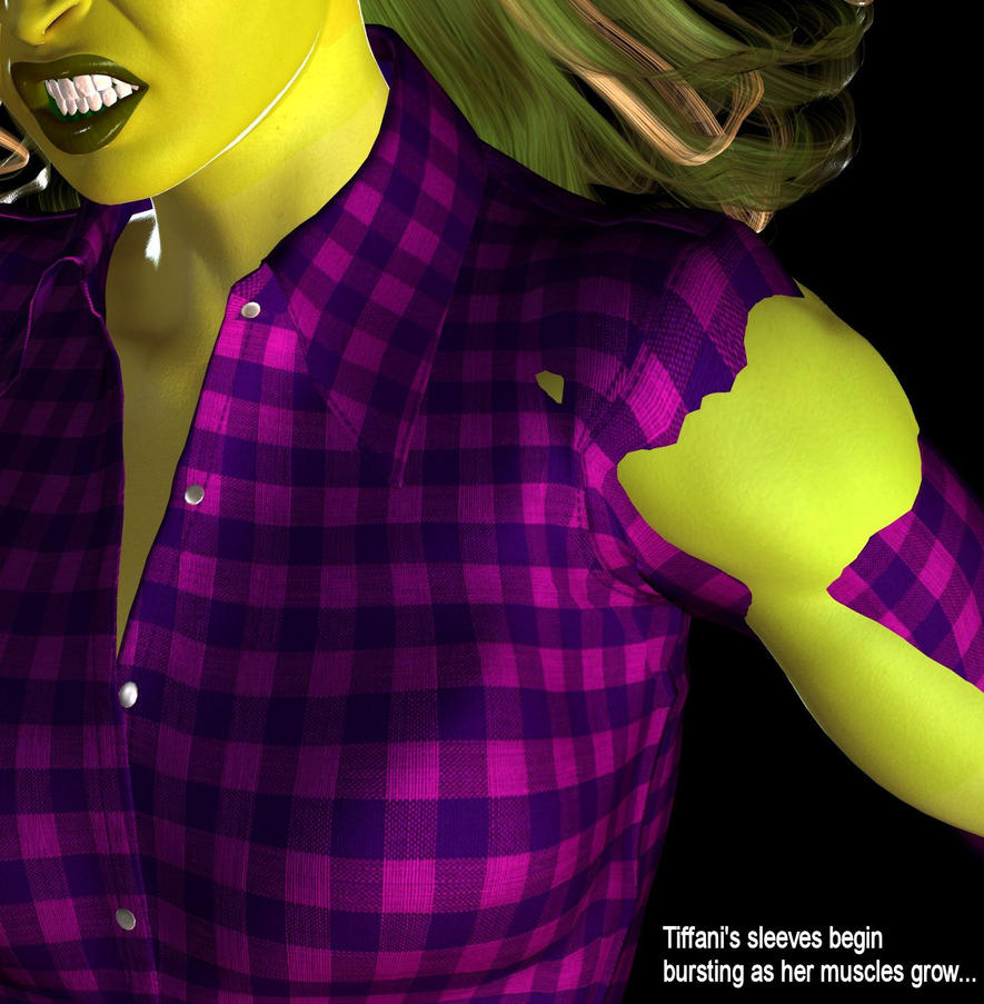Savage She-Hulk in 'Therapy Gone Wrong' TF Pg 18 by mercblue22 on ...