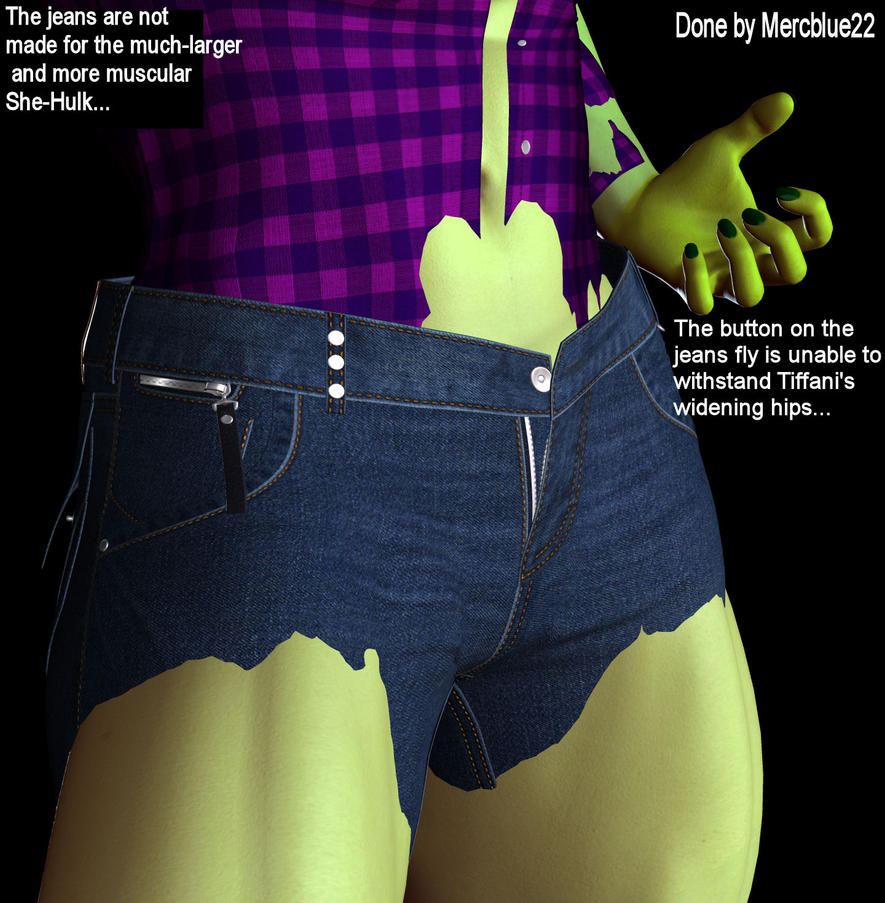... She-Hulk in 'Therapy Gone Wrong' TF Pg 24 by mercblue22 on DeviantArt