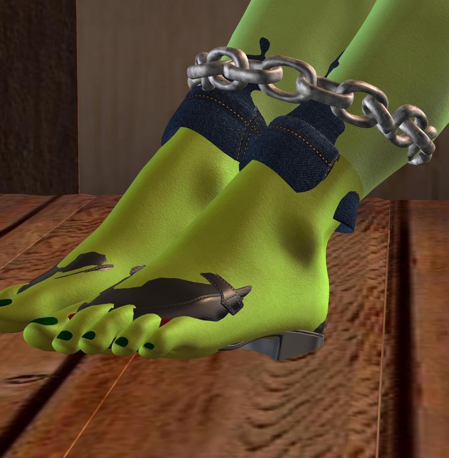 Tiffani Becomes She-Hulk 22Xzz By Mercblue22 On Deviantart-6100