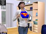 Linda becomes Supergirl TF 1!