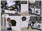 Linda-Mighty Woman in Laundry Day Trouble TF PG 1