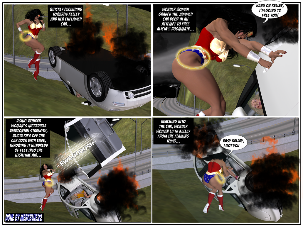 Superman and wonder woman couple-5994