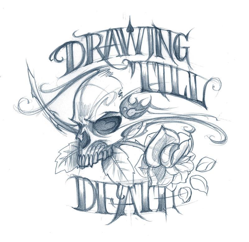 Drawing Till Death 2 by Neekou