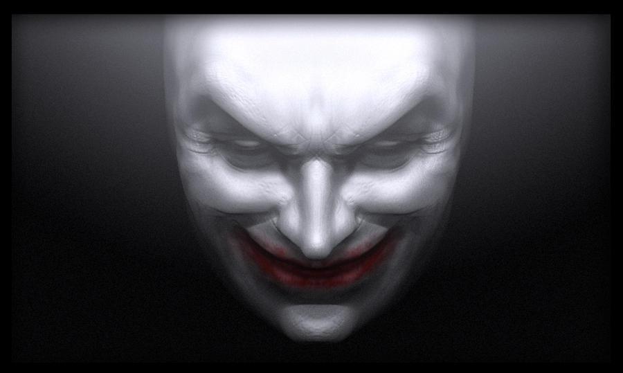 The Joker by Neekou