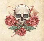 Bloody Rose Clan Logo