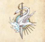 Golden Swan Clan Logo