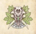 Tom Tom Mehazi Clan Logo