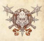 Wild Boar Clan Logo