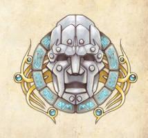 Metal Giant Clan Logo by Neekou