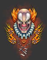 Mad Clown by Neekou