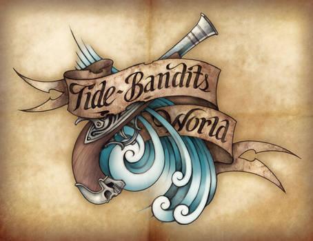 Tide Bandits World Logo
