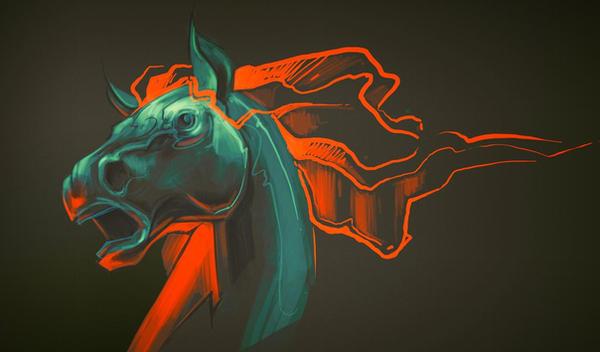 5 Minute Horse by Neekou