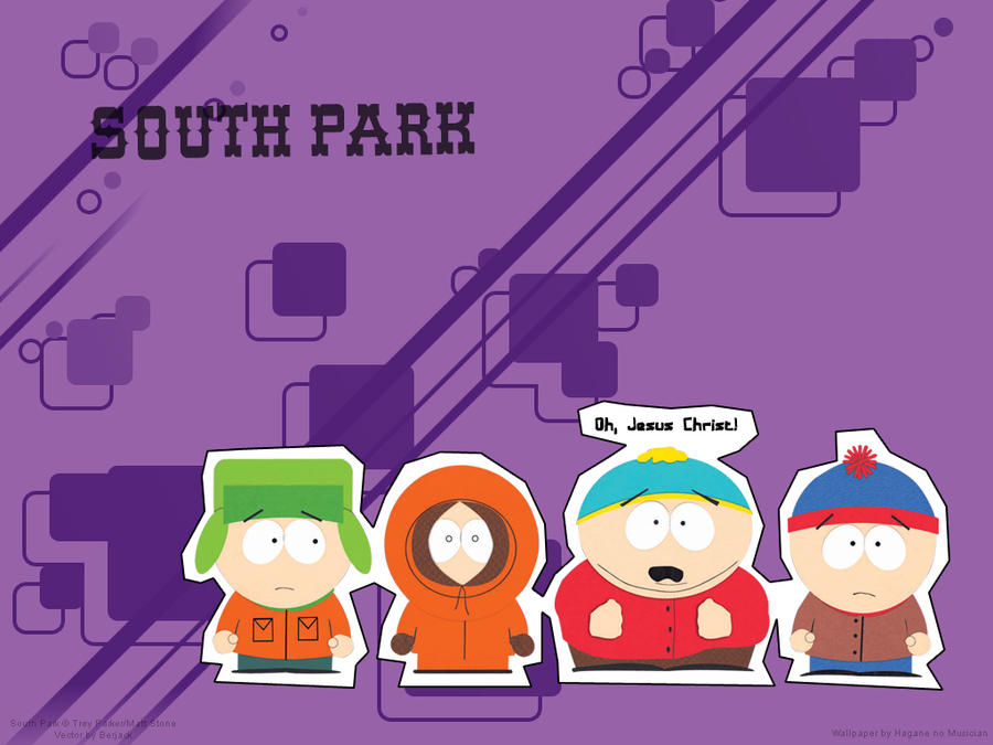 South Park Full By FullmetalSparkle Wallpaper