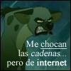 Avatar - Me Chocan las Cadenas by FullmetalSparkle