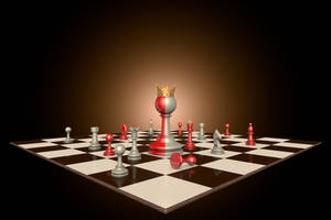 The successful personality. Chess composition. 3D