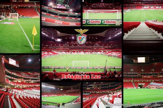 Estadio da Luz by LostImages