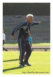 Trapattoni by LostImages by SLBenfica