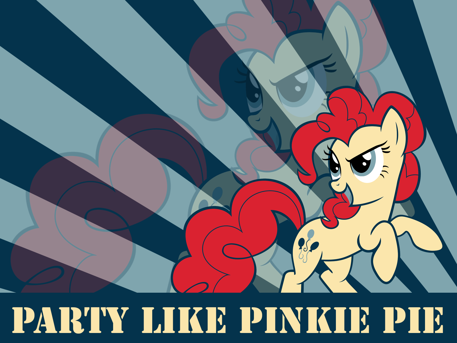 Party Like Pinkie by TagTeamCast